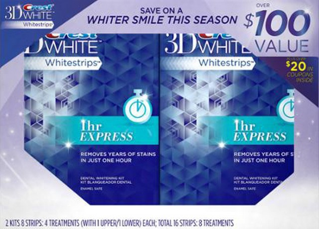 Save on a Whiter Smile #HolidaySmile #Crest @Walmart