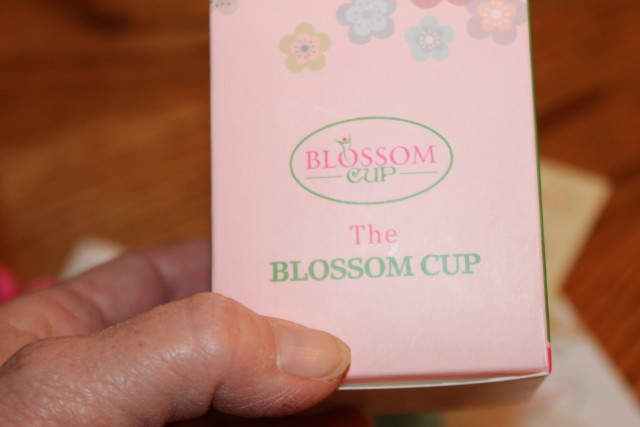 Blossom Cup Giveaway #blossomcup