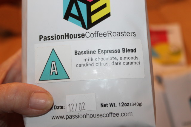 Passion House Coffee AME Mix #DiscoverYourGenre