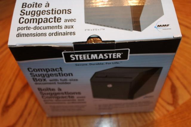 MMF Steelmaster Bundle!  @Shoplet #shopletreviews