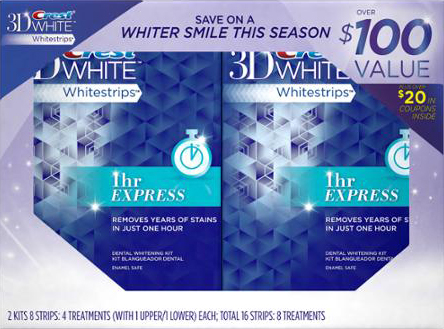 Save on a Whiter Smile #HolidaySmile #Crest @Walmart
