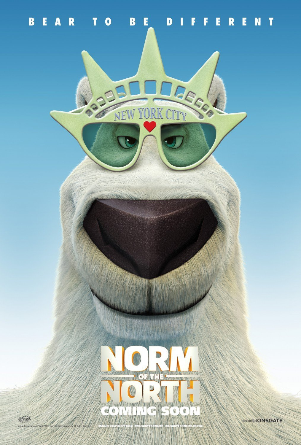 Facing Life's Challenges Like a Boss, Norm of the North, Giveaway, #‎BreakTheNorm‬, ‪#‎IC‬, ad