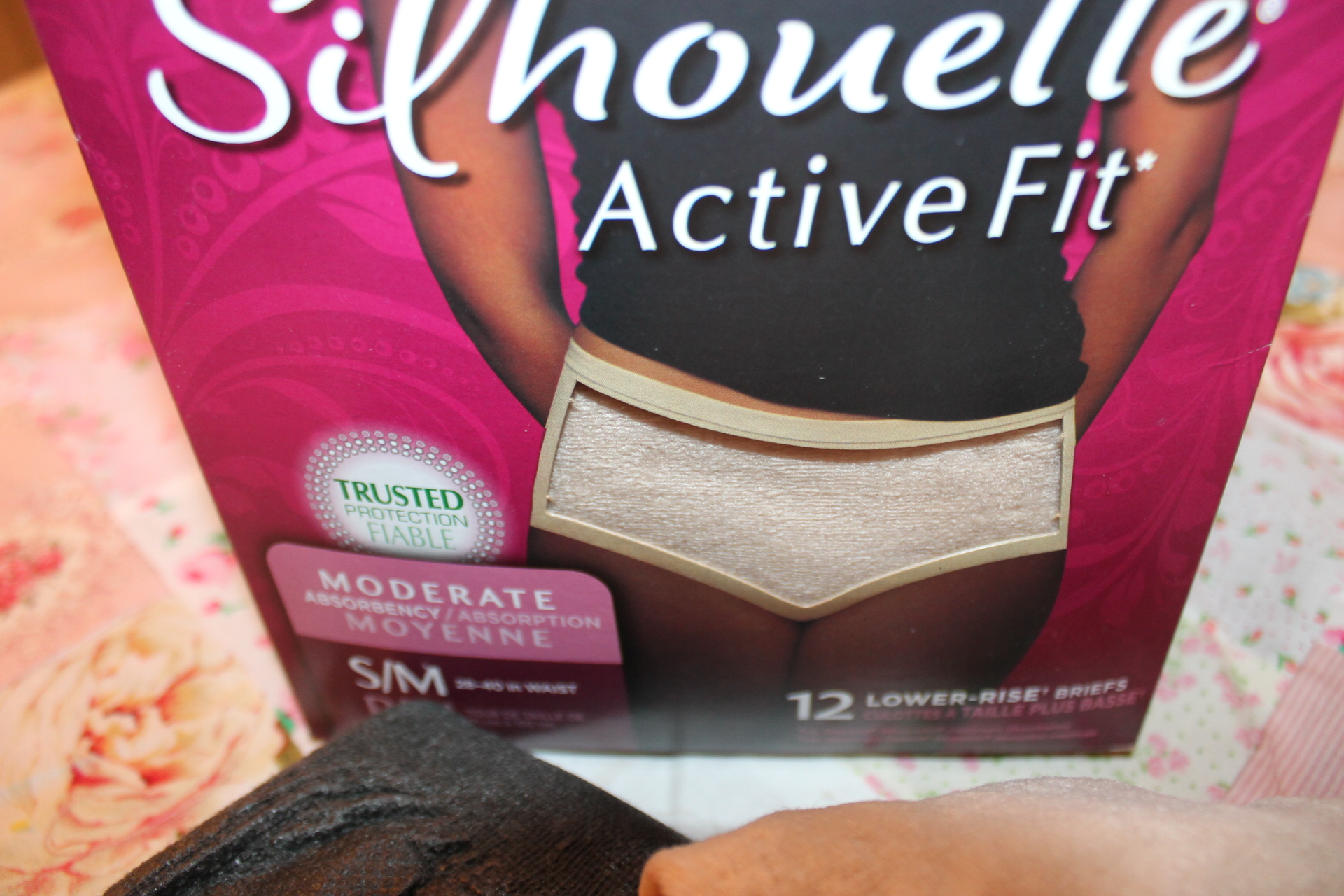 Support Depend Charitable Cause FREE SAMPLE #underwareness #sp
