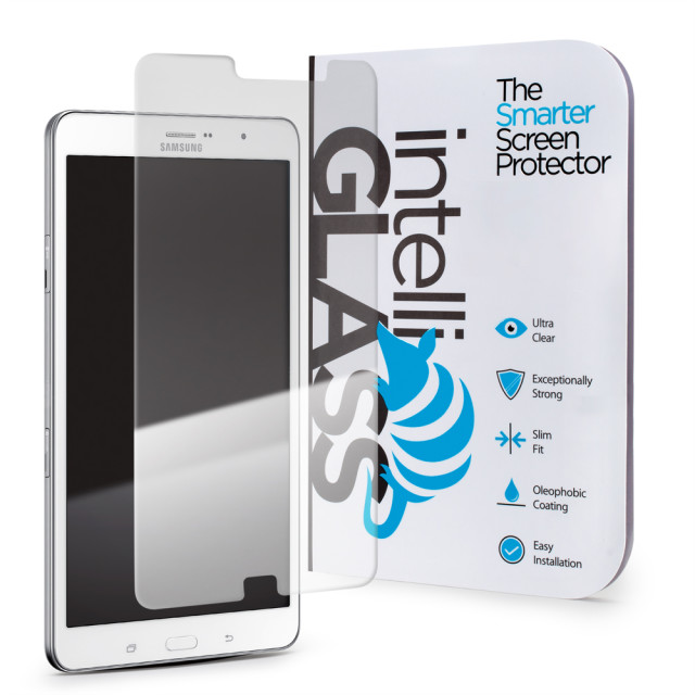 IntelliGLASS Hardened Glass Screen Protector #intelliGLASS