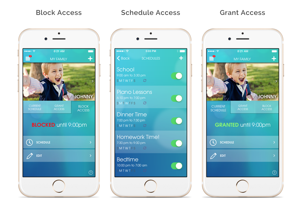 OurPact Best Parental Control App #ad
