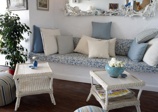 Creating interior design ideas using your own fashion style