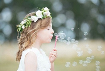 Details that Make Flower Girls So Adorable