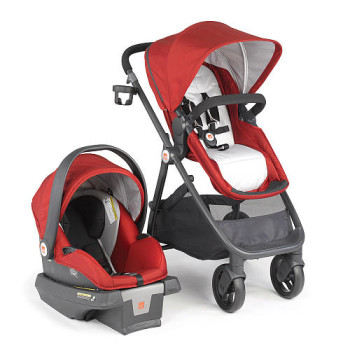 GB Lyfe Pram Travel System and the GB #EnjoyLyfe Twitter Party (ad)