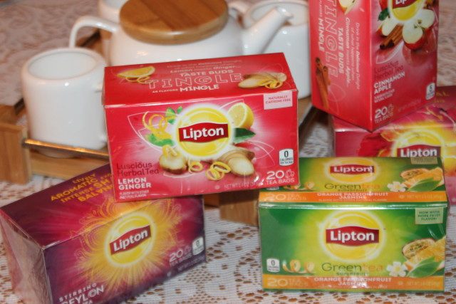 Hosting a Successful Afternoon Tea Party With the New Lipton Tea Flavors