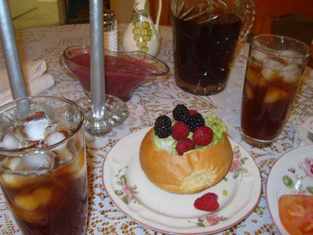 Bertolli Italian Meals Plus Fresh Blackberry, Raspberry, Cranberry, Vinaigrette Dressing Recipe