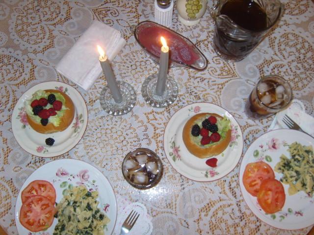 Bertolli Italian Meals Plus Fresh Blackberry, Raspberry, Cranberry Vinaigrette Dressing Recipe