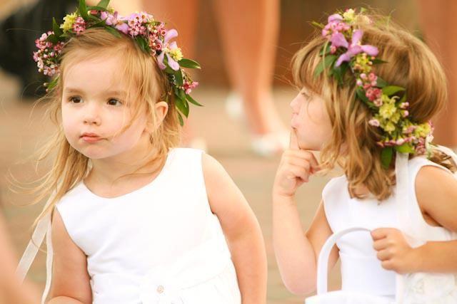Details that Make Flower Girls So Adorable