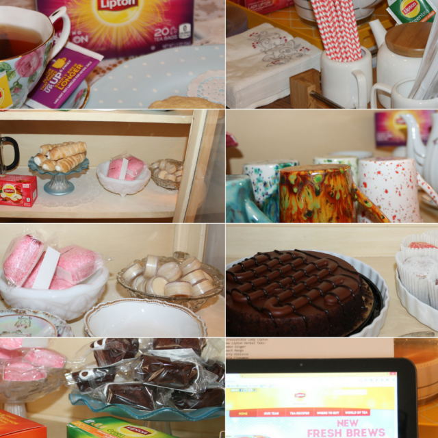 How to Host a Lipton Afternoon Tea Party