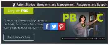 Living with PBC – The Patient Perspective