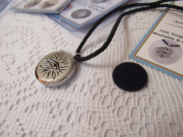 Holistic Therapy with AromaSoft Diffuser & Boho Chic Necklaces