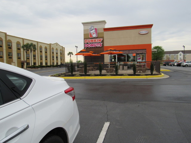 15,000 Ways At Dunkin' Donuts  #sponsored
