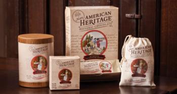 5 Winners, American Heritage Chocolate Prize Packs #ChocolateHistory, #IC, #ad