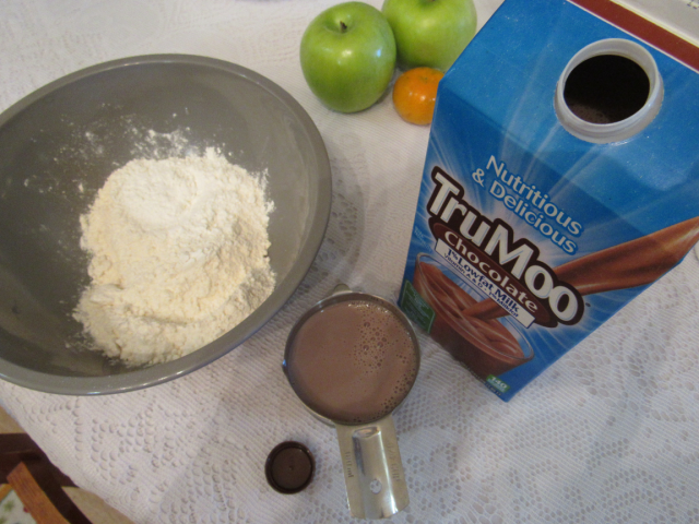 Starting and Ending Our Day with TruMoo Products and DairyPure Brand Milk