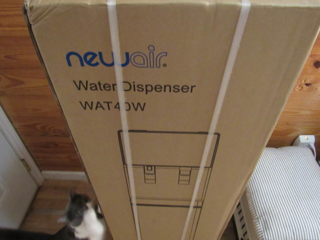 NewAir Water Dispensers, WAT40W, Review #Giveaway #NewAir