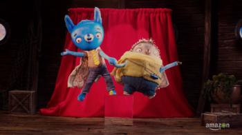 Amazon's original preschool series, Tumble Leaf, Season 2, Premiers May 6th