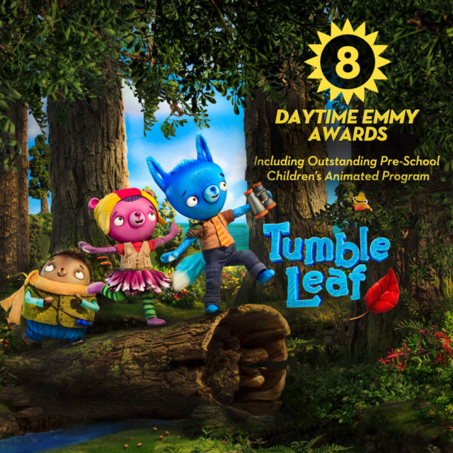 New episodes from Season Two of multi-Emmy award-winning Amazon Original Series Tumble Leaf will premiere on Prime Video Friday, May 6
