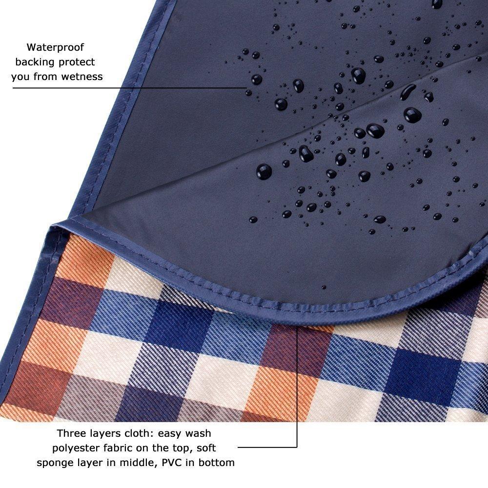 MIU COLOR® Foldable Large Picnic Blanket #MIUCOLOR