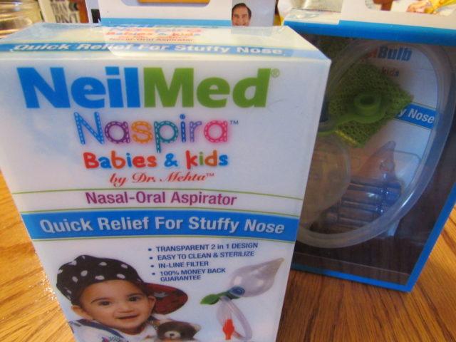 Neilmed® Naspira® Nasal-Oral Aspirator #mommeet