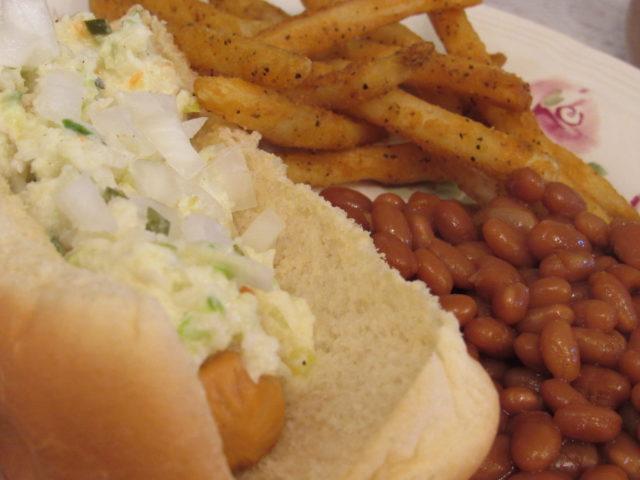 30 Minute Wholesome Summer Lunch, Lightlife Smart Dogs #MomsMeet