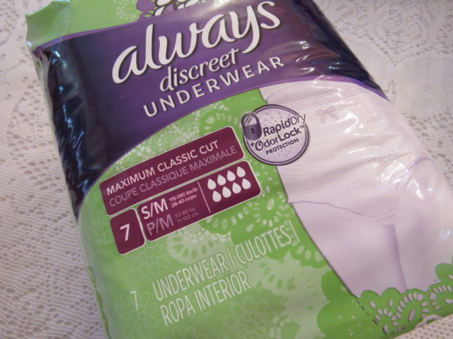 Live Again With Always Discreet #ad #LaughAllYouWant
