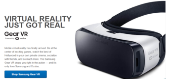 Free Samsung Gear VR in time for Father's Day #GearVR #ad