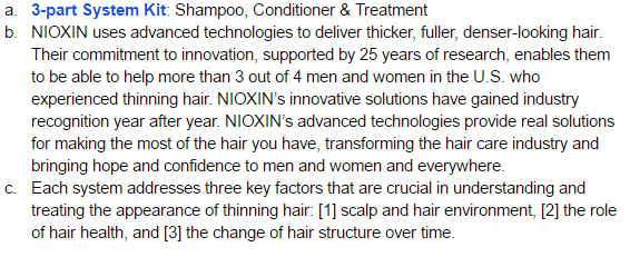 Pamper Yourself With The #NIOXINChallenge