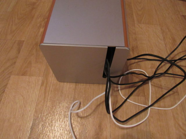 Hide Your Unsightly Power Strips With Gosh! Cablebox #gosh