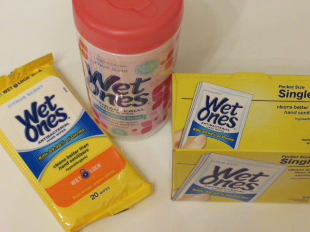 Wet Ones® and their