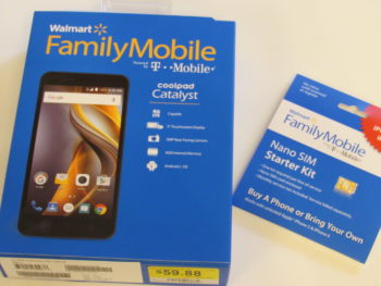 Angry for Walmart Family Mobile Subscription #AngryForSavings #ad