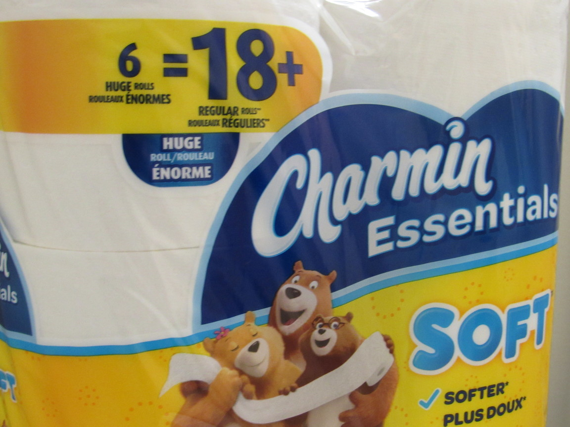 Charmin® Essentials NEW + get a FREE roll! #CharminEssentials, #IC, #ad