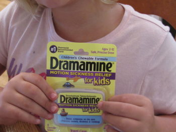 We can go anywhere with  Dramamine® for Kids #AdventuresInMotion, #IC (ad)