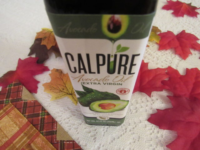 CalPure™ California Extra Virgin Avocado Oil & Fig-Glazed Pork Tenderloin with roasted Brussels sprouts and carrots