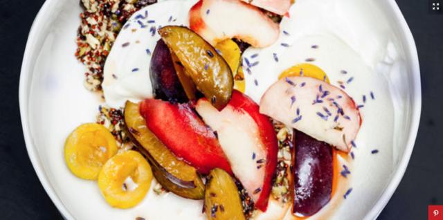 Skyr Breakfast Bowl Recipe