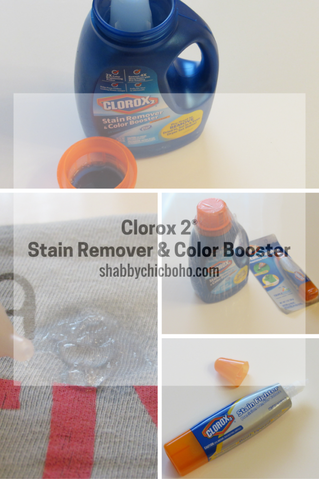 See How I #GetMoreOutMonday With #Clorox2 #ad