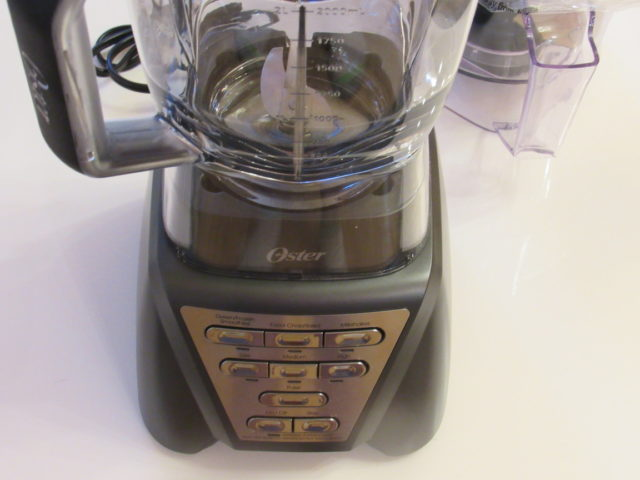 NEW Oster Pro® 1200 Plus Food Processor #blender #foodselfie @momsmeet