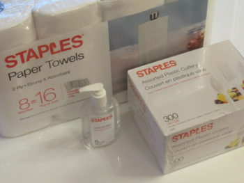 Stock up on staples from @Staples #staples #home #office