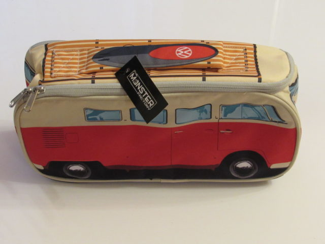 VW Red Lunchbag