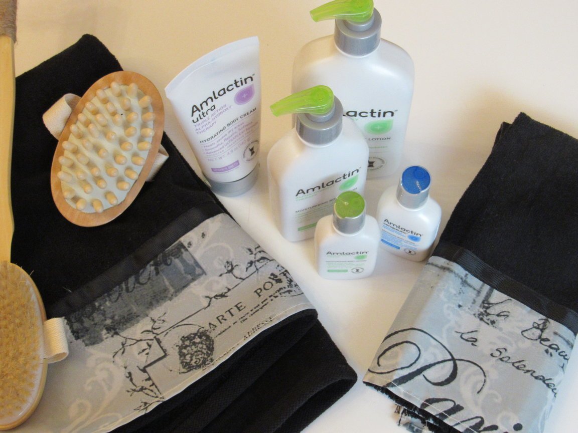 Giveaway, Fight the Elements with AmLactin Alpha-Hydroxy Therapy Products @AmLactin #ad