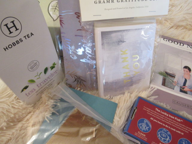 Fall 2016 CAUSEBOX™ @CAUSEBOX #causebox Empowerment Delivered