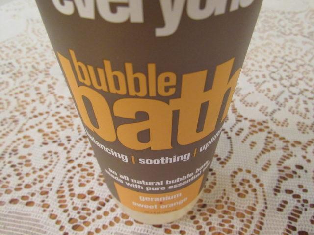 Everyone Bubble Bath #loveeveryone
