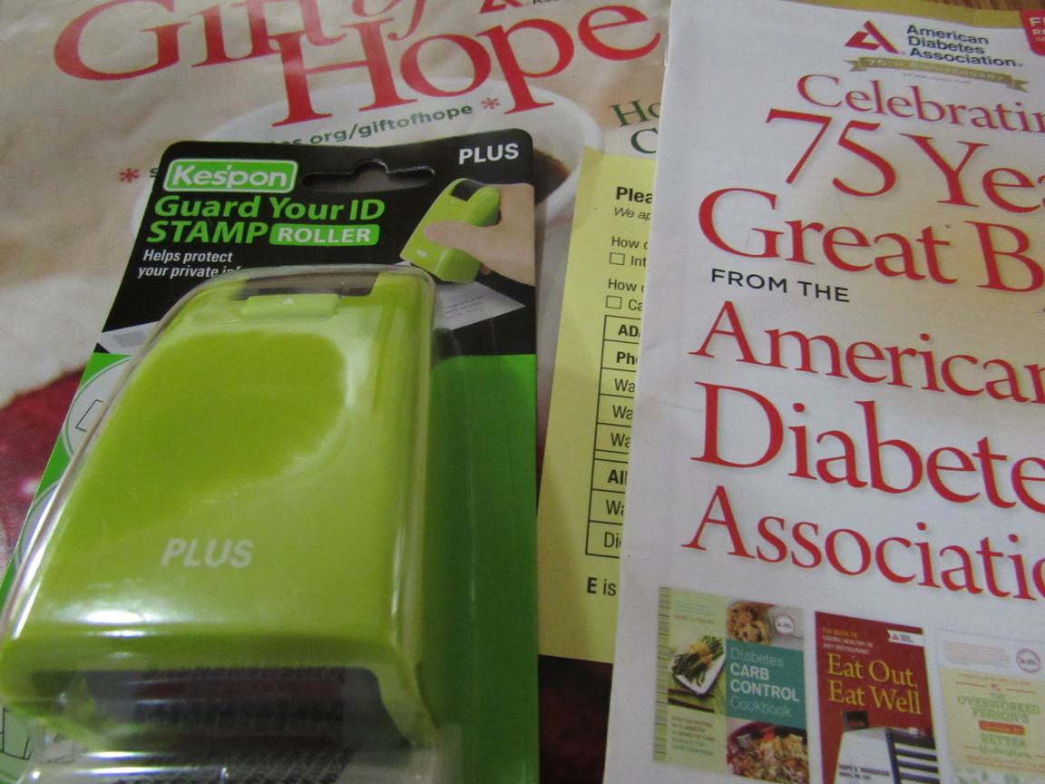 Last Minute Gifts & Shop to Stop Diabetes #ad