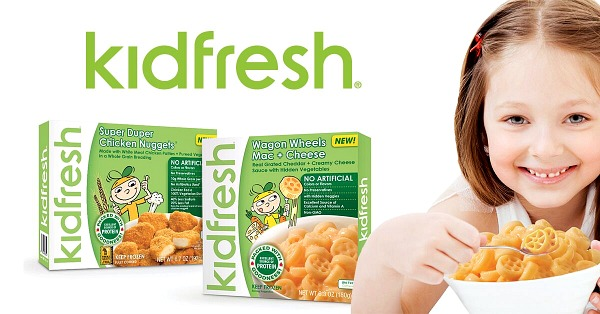 Kidfresh Frozen Meals at Walmart #KidfreshToTheRescue