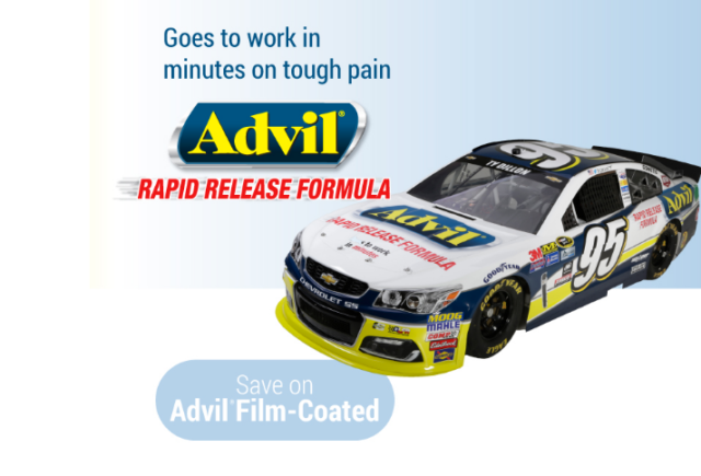 Advil® Film-Coated tablets & Race Day Tutorial #RaceDayRelief #CollectiveBias #ad
