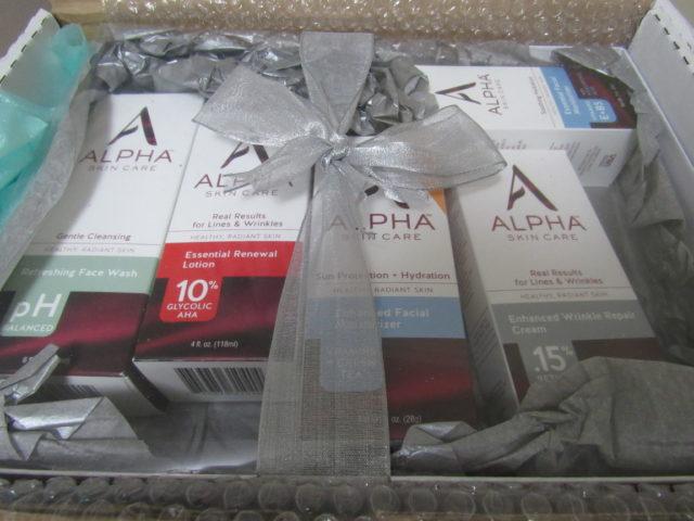 New Year, New Me! Alpha Skin Care #alphaskincare @Alpha_SkinCare