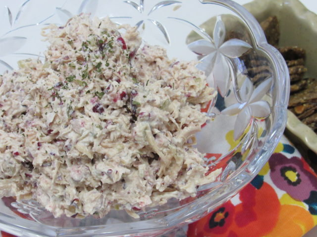 The Only Chicken Salad Recipe You Will Ever Want To Make